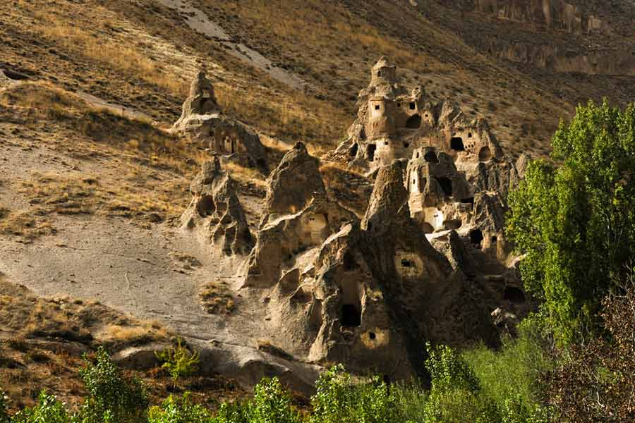 Valleys of Cappadocia